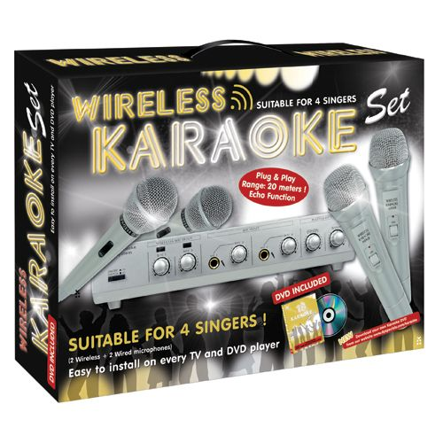 Imagine Set Karaoke Wireless