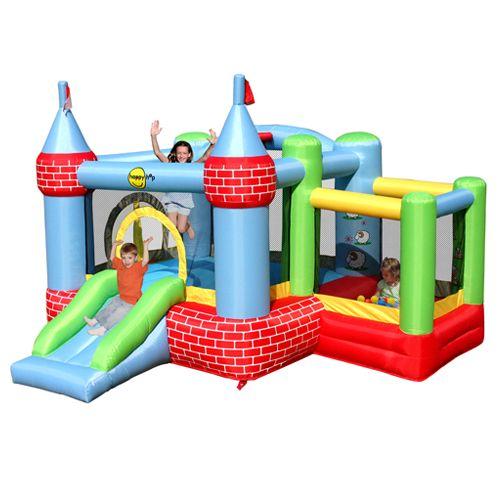 Happy Hop Castel cu Loc de Joaca