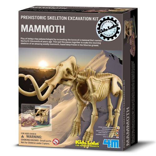Set Arheologic Mammoth