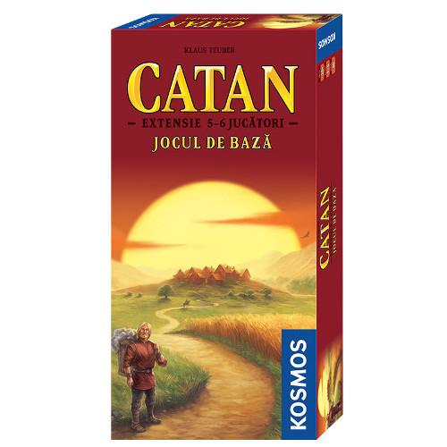 Kosmos Colonistii din Catan – Extensie 5-6 Jucatori