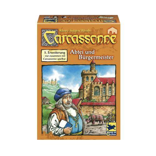 Carcassonne Extensia V - Abatie si Primar