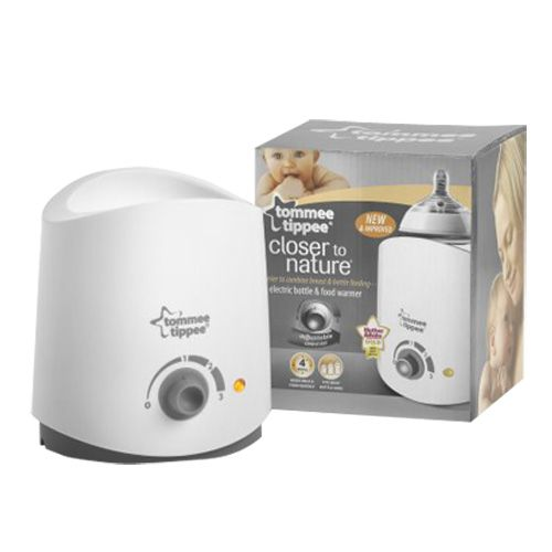 Tommee Tippee Incalzitor de Biberoane Closer to Nature