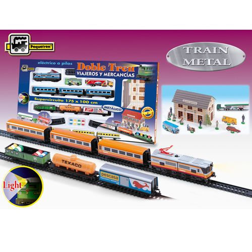 Trenulet Electric Doble Tren