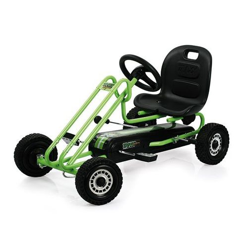 Go Kart Lightning Green