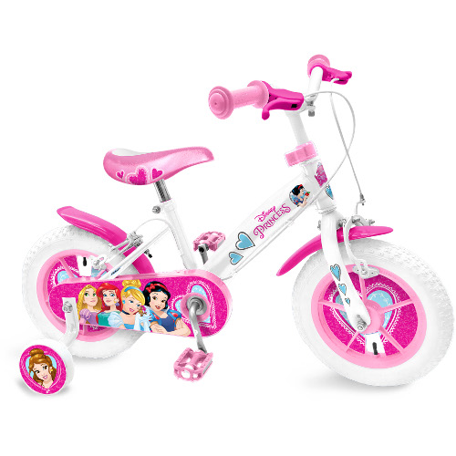 Stamp Bicicleta Disney Princess, 14 inch