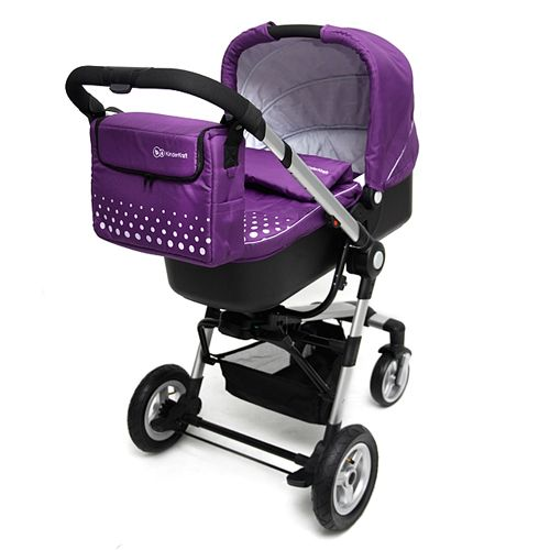 Carucior 3 in 1 Kraft Purple thumbnail