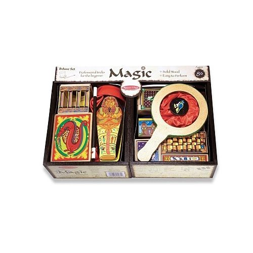 Melissa and Doug Set Magie Deluxe
