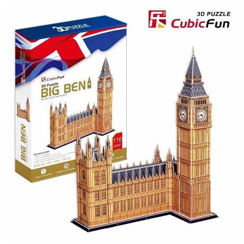 Puzzle 3D Big Ben 116 Piese