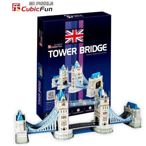 Puzzle 3D Tower Bridge 41 Piese
