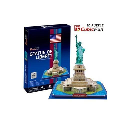 Puzzle 3D Statuia Libertatii